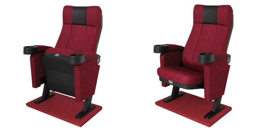 影剧院椅材质参数及有哪些特点?