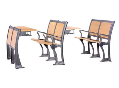 阶梯课桌椅材质