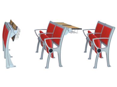 铝合金课桌椅CH-G601C