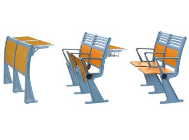 铝合金课桌椅CH-G605J